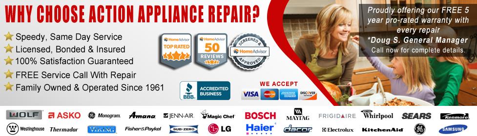Milford Appliance Repair